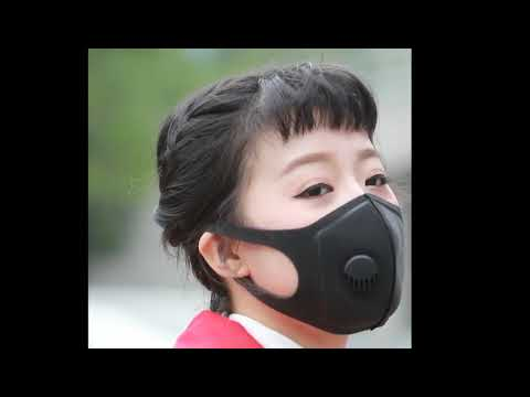 3 PACK Best Air Pollution Face Mask with Filter and Respirator Washable and Reusable - N95 Protection –-40% off by Code: D7FY2J3P