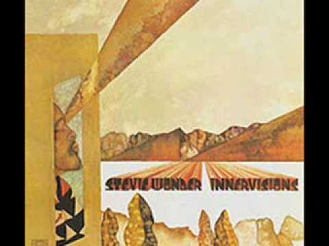 Stevie Wonder Golden Lady Innervisions August 3 1973