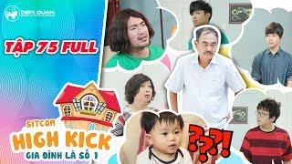 Gia đình là số 1 sitcom | tập 75 full: Đức Nghĩa khiến cả nhà một phen hú vía vì...tin chuyện ma