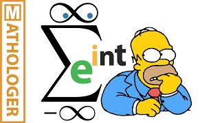 Epicycles, complex Fourier series and Homer Simpson's orbit