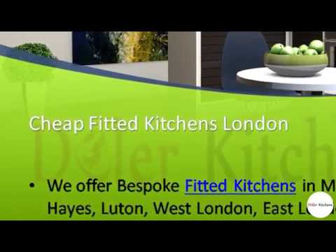 Cheap Fitted Kitchens In London