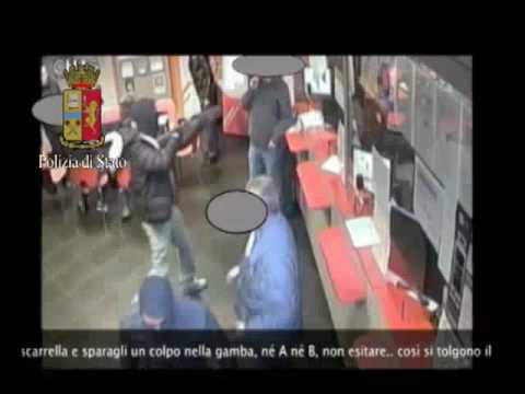 Il video dell'operazione di Polizia Bam Bam