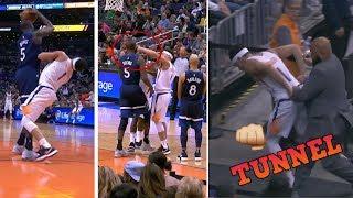 "NBA ""That Was Gangsta"" Moments Part 7"