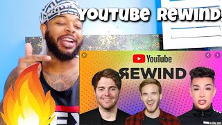 YouTube Rewind 2019: For The Record   Reaction