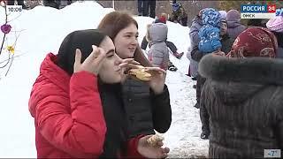 «Вести Омск» на канале «Россия 24», утренний эфир от 10 марта 2021 года