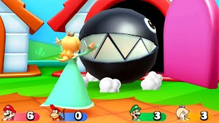 Mario Party: Star Rush - All Free-For-All Minigames