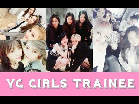 YG Girls Trainees