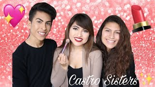 Chisme With the Castro Sisters