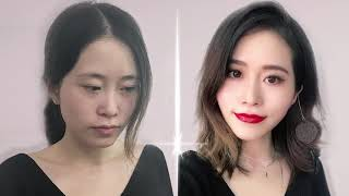 E21 DIY makeup with food! Can't I be both genius and pretty?| Ms Yeah