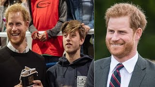 When Prince Harry Heard A 15-Year-Old's Story, He Knew He Had To Talk To The Boy Al-one