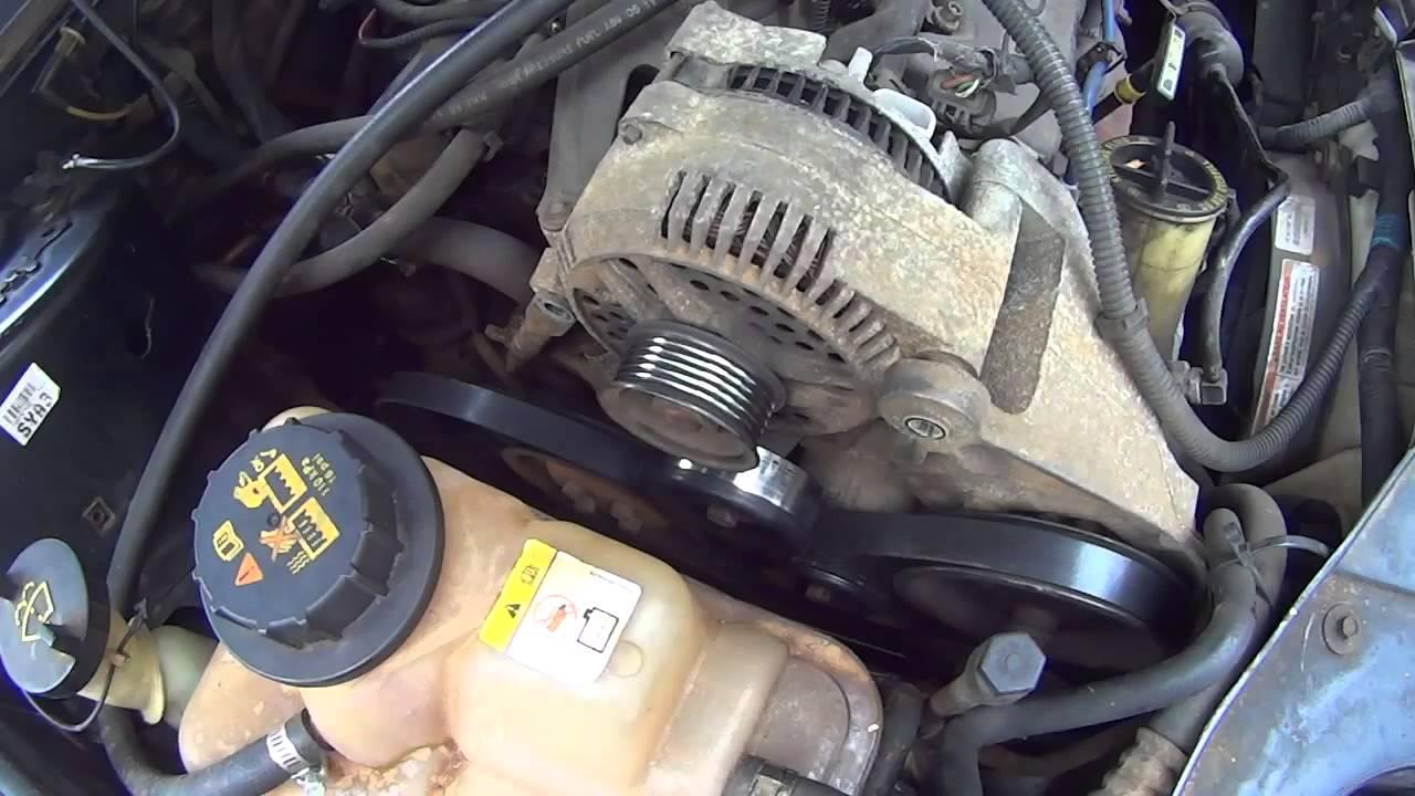 Ford Taurus Belt Diagram Further 2003 Ford Taurus 3 0 Engine Diagram