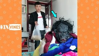 Funny videos 2018 ✦ Funny pranks try not to laugh challenge P3