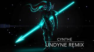 Cynthé-Undyne-Battle Against A True Hero-Remix-Drum And Bass