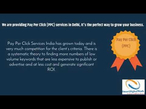 Ppc Services Company India | PPC Services Company India