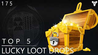 Destiny: Amazing Top 5 Lucky Loot Drops Of The Week / Episode 175