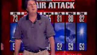 Mike Leach Does the Weather