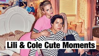 Lili Reinhart & Cole Sprouse | Cute Moments (Part 5)