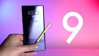Review: Samsung Galaxy Note 9 (Deutsch)   SwagTab