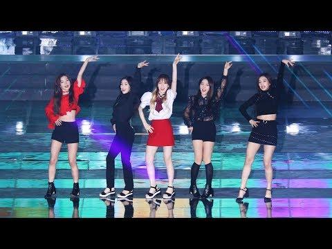 171001 레드벨벳(Red Velvet) - 빨간맛 (Red Flavor) [코리아뮤직페스티벌] 4K 직캠 by 비몽