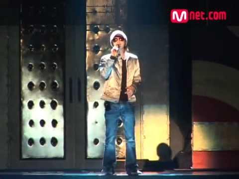 Shin Hyesung Golden Disk Awards 2007 rehearsals