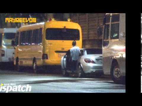 EXO Baekhyun and Taeyeon Dating