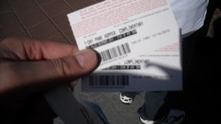 Secret Tips to Buy Discounted Disneyland tickets