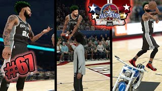 NBA 2k18 MyCAREER - RIDICULOUS All Star Dunk Contest! Highest Rated Dunk of the Night! Ep. 67