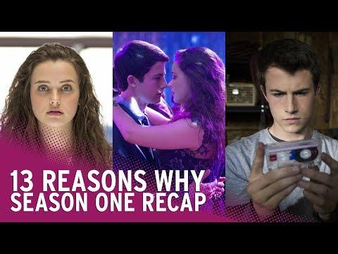 13 Reasons Why: Season 1   RECAP
