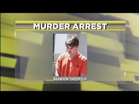 Murder Arrest, Brandon Theesfeld