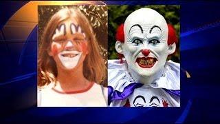 Why is Juliet Huddy afraid of clowns?
