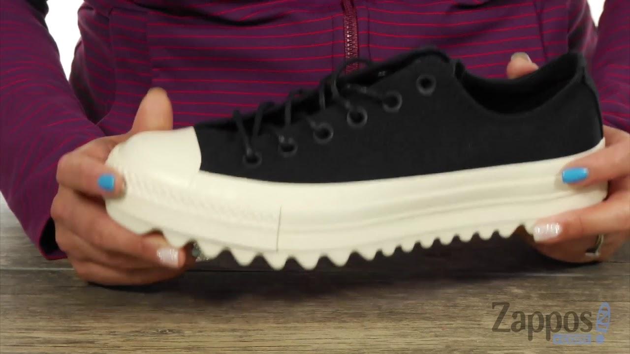 Converse Chuck Taylor® All Star Lift Ripple Ox SKU: 8989475