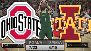 NCAA Basketball 10 | William & Marry Tribe #7 | Our Toughest Challenge Yet