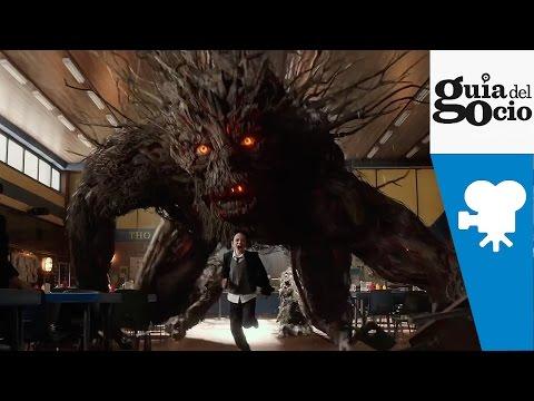 Un monstruo viene a verme ( Un monstruo viene a verme ) - Trailer 3 español