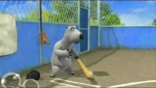 el oso bernardo - beisbol