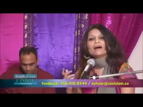 Vandana Vishwas - Aaye Zubaan Pe - Live by Vandana Vishwas in Toronto