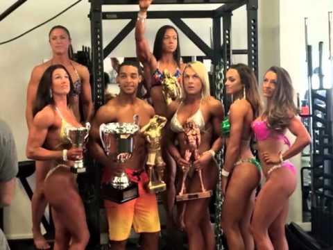 Bodybuilding Coach - IFBB Pro Eddie Abbew