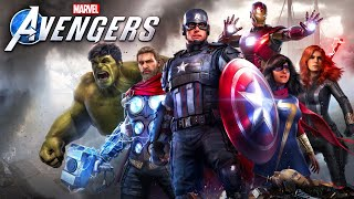 AVENGERS ASSEMBLE!! (Marvel's Avengers Beta)