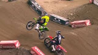 450SX Main Event highlights - Seattle