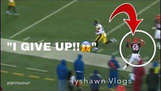 "NFL's WORST Effort Plays!!| ""I give up""!| HD!"