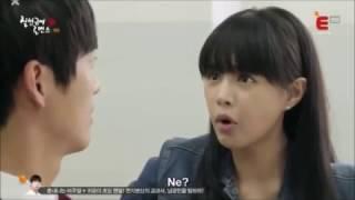 Sen de mi benden hoşlanıyorsun ?  :D  (Kore dizi )