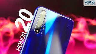 Video Honor 20 128 GB Azul qTLIqUbkcrQ