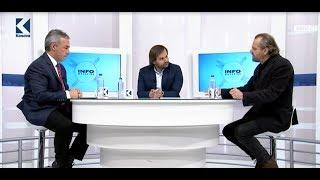 Info Magazine - Dardan Islami, Faton Abdullahu - 14.11.2018 - Klan Kosova