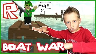 Whatever Floats Your Boat / Roblox Boat War