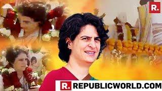 Watch: Union Minister Slams Priyanka Gandhi Vadra Of Insulting Former PM Lal Bahadur Shastri
