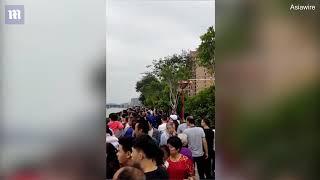 Rušenje 1.5 kilometar dugog mosta eksplozivom, nešto je što JOŠ NISTE VIDJELI! (VIDEO)