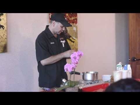 Bouchaine Chef Series 2013 with Chef Manny Nieves