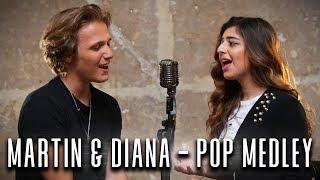 Jmenuje Se Martin - Martin & Diana Kalashova - Pop Medley - Zdroj: