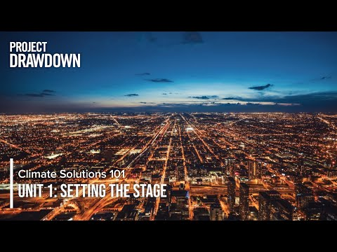 Project Drawdown, Unit 1, Climate solutions