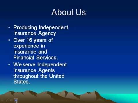 Independent Insurance Agent Opportunity