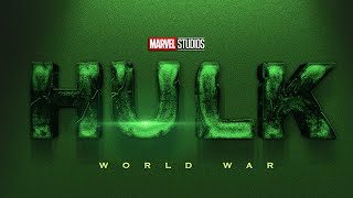 HULK MCU SOLO FILM REPORTED Marvel Phase 5